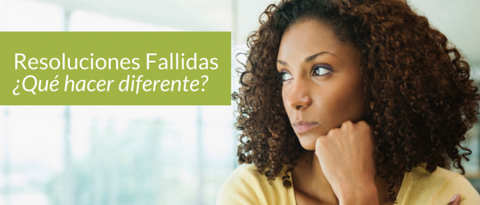 Blog - Resoluciones Fallidas - Project Wellness