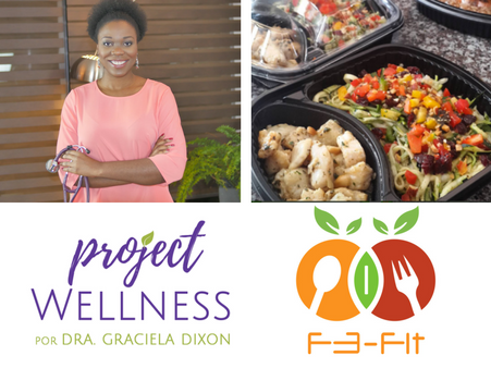 Programa Salud y Equilibrio - Project Wellness - Food for Fit PTY