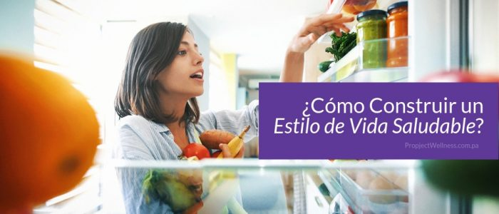 Blog - ¿Cómo Construir un Estilo de Vida Saludable - Project Wellness