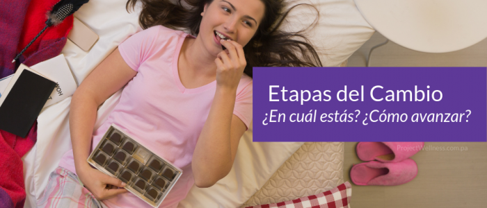 Blog - Etapas del Cambio - Project Wellness